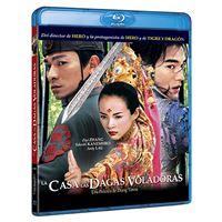 La casa de las dagas voladoras - Blu-Ray