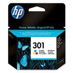 Cartucho de tinta HP 301 Tricolor - Exclusivo web
