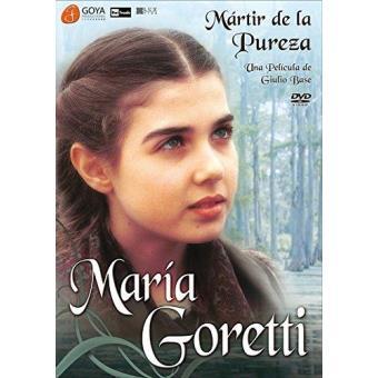 Santa María Goretti: La mártir de la pureza - DVD