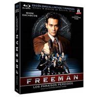 Crying Freeman Los Paraísos Perdidos Ed Coleccionisa  - Blu-ray + 8 postales