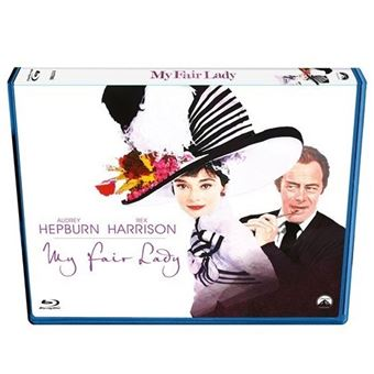 My Fair Lady - Blu-Ray Ed Horizontal
