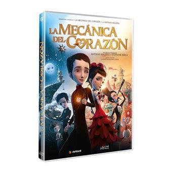 La mecánica del corazón  - DVD