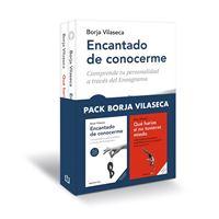 Pack Borja Vilaseca - Encantado de conocerme - Qué harías si no tuvieras miedo