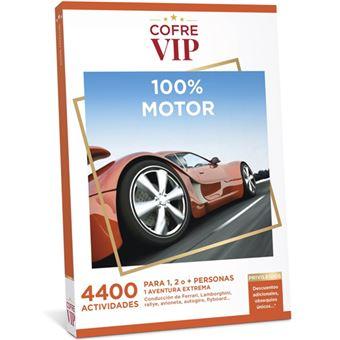 Caja regalo CofreVIP 100% Motor