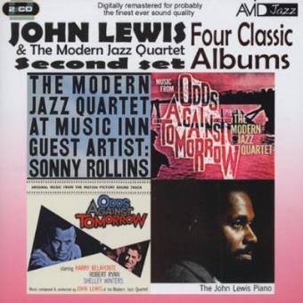 Four Classic Albums. John Lewis and The Modern Jazz Quartet