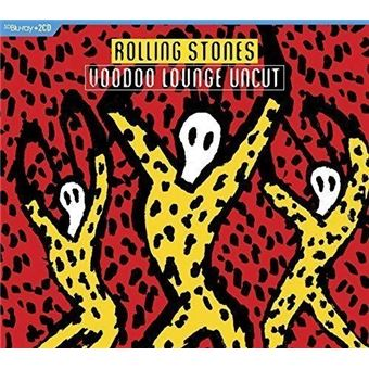 Voodoo Lounge Uncut - 2 CD + Blu-Ray