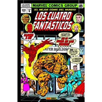 Marvel Gold. Los Cuatro Fantásticos Vol 9