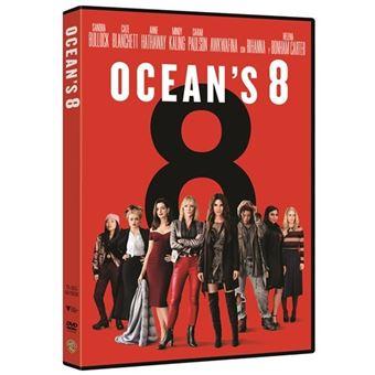 Ocean's 8 - DVD