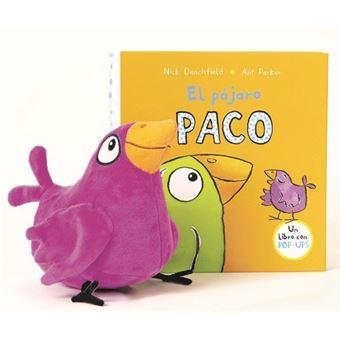 Pack de El pájaro Paco