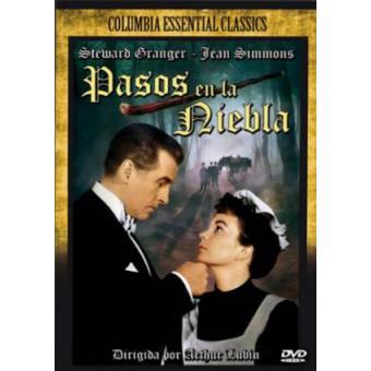 Pasos en la niebla - DVD