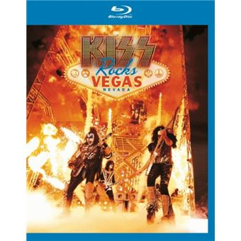 Rocks Vegas. Live at the Hard Rock Hotel (Formato Blu-ray)