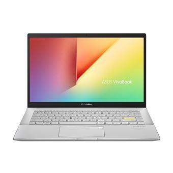 Portátil Asus VivoBook S14 S433EA-AM612 14'' Blanco Sin S.O.