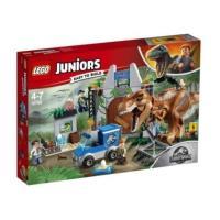 LEGO Juniors - Jurassic World Fuga del T. Rex