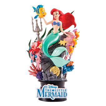 Figura Disney La Sirenita - Diorama Beast Kingdom