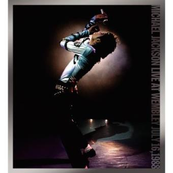 Michael Jackson Live at Wembley July 16, 1988 (Formato DVD)