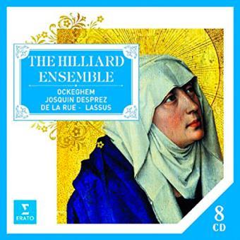 Franco-Flemish Masterworks (8 CD)