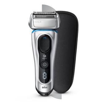 Afeitadora Braun Series 8 8330S Wet&Dry Plata