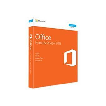 Microsoft Office Hogar y Estudiantes 2016 1 licencia PC