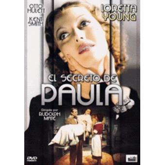 El secreto de Paula - DVD