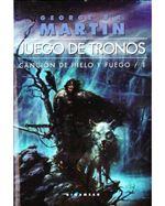 Juego de Tronos - Juego de Tronos, Edición en rústica. Fantasy