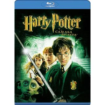 Harry Potter y la cámara secreta - Blu-Ray + Libreto