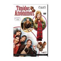 Tímidos Anónimos - DVD