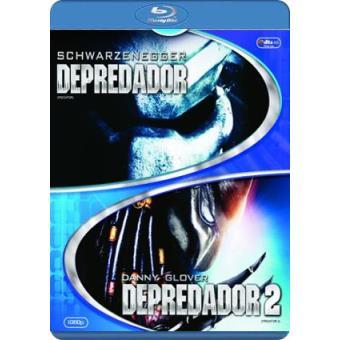 Pack Depredador 1 y 2 - Blu-Ray