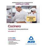 Cocinero castilla-leon 2 tema y tes