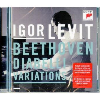 Beethoven: Diabelli Variations, Op. 120.