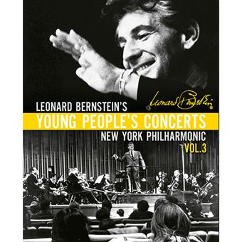 Bernstein's Young People's Concerts Vol 3 - 4 Blu-Ray