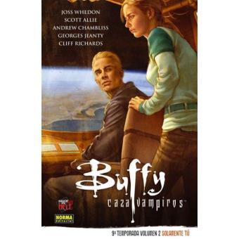 Buffy cazavampiros 9 temporada 2. Solamente tu
