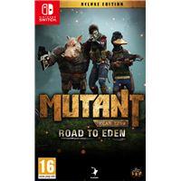Mutant Year Zero: Road to Eden - Deluxe Edition - Nintendo Switch
