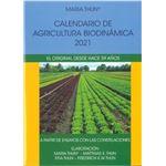 Calendario 2021 agricultura biodinámica