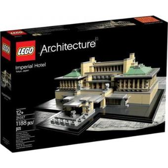 Lego Architecture Hotel Imperial. Exclusivo Fnac