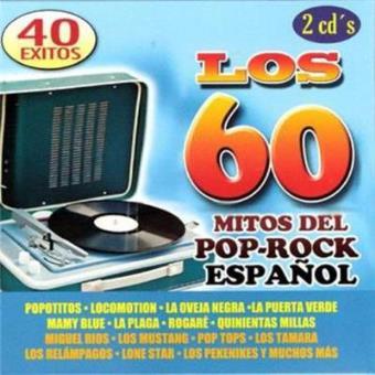 Los 60. Mitos del pop rock español