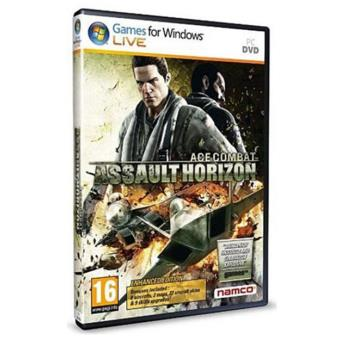 Ace Combat Assault Horizon PC