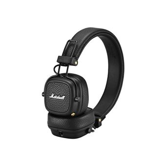 Auriculares Bluetooth Marshall Major III Negro