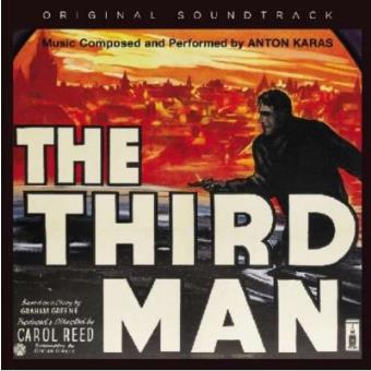 Resultado de imagen de anton karas the third man