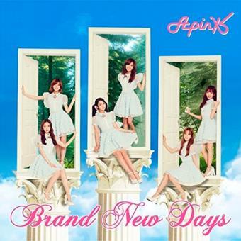 Brand New Days - Type B - CD + DVD