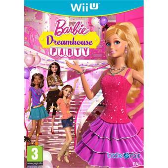 Barbie Dream House Party Wii U