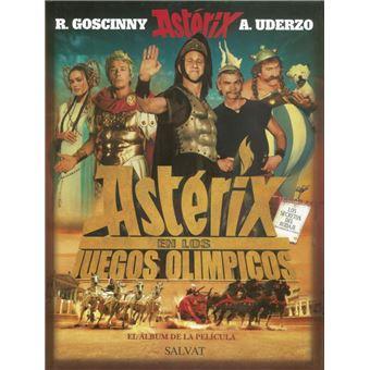 Astérix y los Juegos Olímpicos - El álbum de la película
