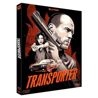 Transporter - Ed Iconic - Blu-Ray