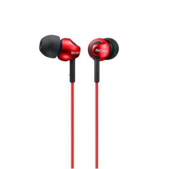 Auriculares Sony MDR-EX110 Rojo