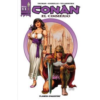 Conan el cimmerio nº 11/17