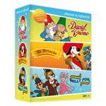 Pack Willy Fog, D'artacán y David, el Gnomo - Series Completas - DVD