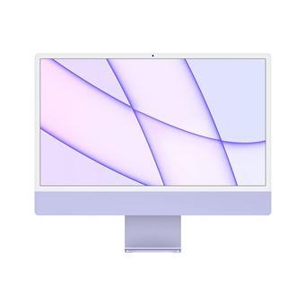 iMac con Pantalla Retina 4.5K 24'' M1 8C/8C 8/512GB Púrpura
