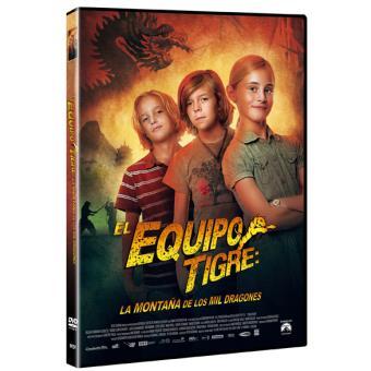El equipo tigre: La montaña de los mil dragones - DVD