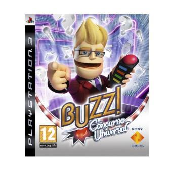 Buzz Concurso Universal PS3