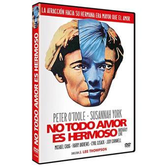 No Todo amor es hermoso (Brotherly Love) 1970 - DVD