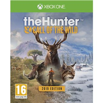 The Hunter : Call of The Wild - Game of the Year Edition - XBOX One